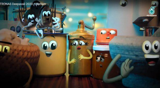 Petronas 通过 Vattam 动画音乐电影迎接屠妖节!