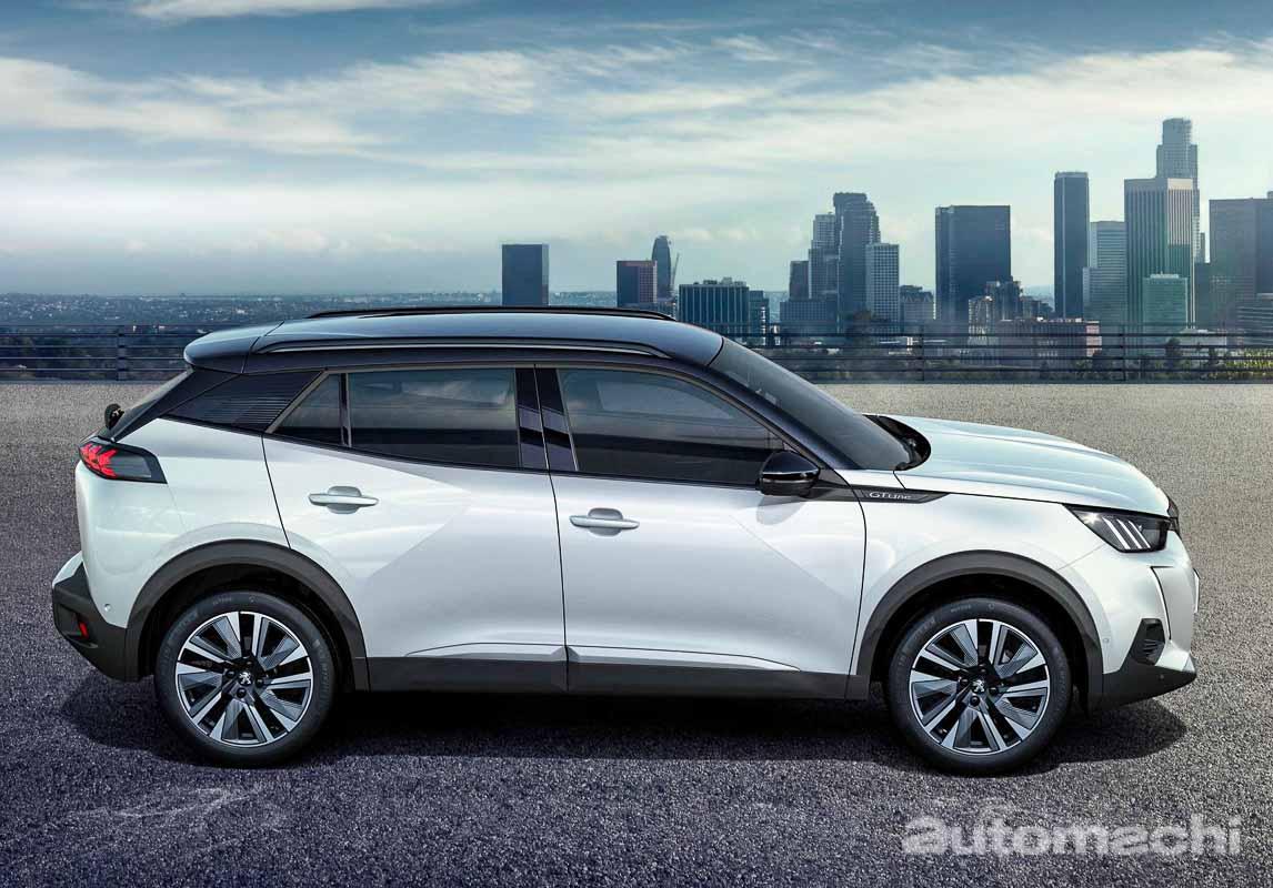 Peugeot 2008 将在今年内登陆我国市场?