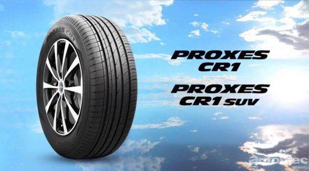 Toyo Proxes CR1 以及 CR1 SUV 大马发布,售价 RM160 起跳!
