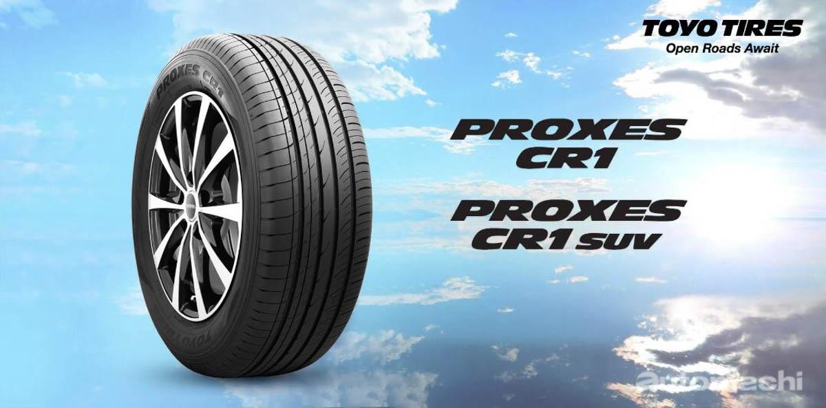 Toyo Proxes CR1