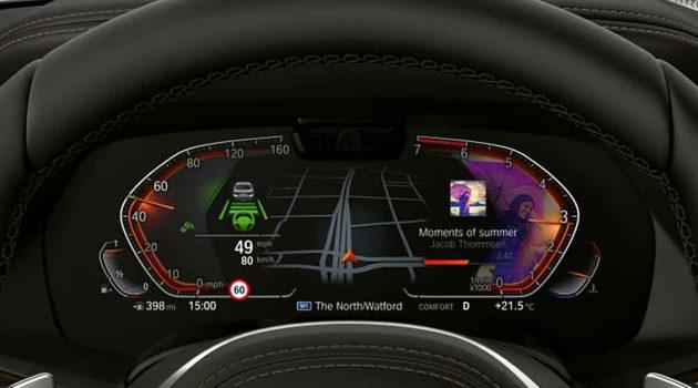 BMW 全新功能帮助你告别超速罚单!