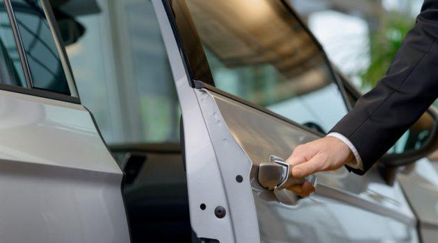 Car Door 用力关,对车子会有什么伤害?