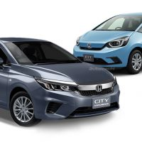 Honda City Hatchback 与 Honda Jazz 对比!