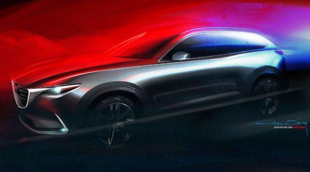 Mazda 将引用 Toyota 技术打造全新 SUV 车型!