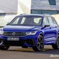 2021 Volkswagen Tiguan R 动力规格公布,4.9秒破百!