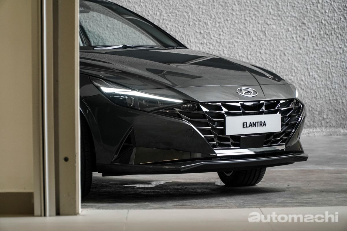 2020 Hyundai Elantra 正式发布,售价RM 158,888