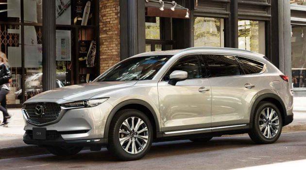 2021 Mazda CX-8 登场,质感更上一层楼!