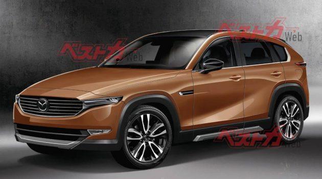 2022 Mazda CX-5 或搭载3.0L直列六缸引擎+后驱设定,同时追加 Coupe 车型!