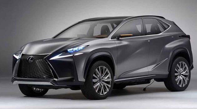 Lexus NX 大改款2021年夏季登场,全新家族设计上身!