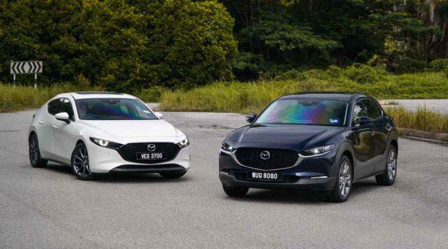 Mazda3 Liftback & Mazda CX-30 应该怎么选?