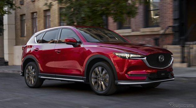 2021 Mazda CX-5 登场,最大马力提升至200PS!
