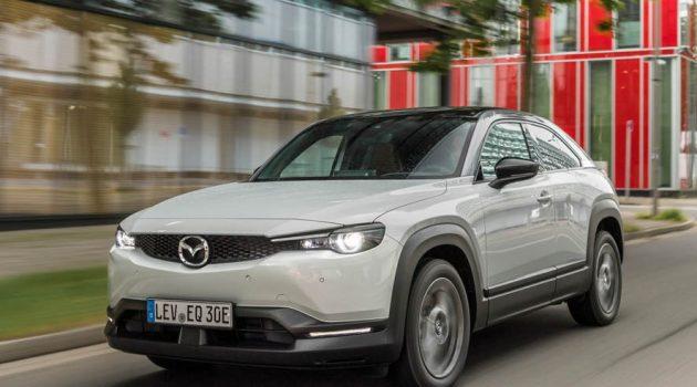 2021年我国值得期待的新车:Mazda MX-30 Hybrid