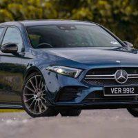 图库: Mercedes-AMG A35 Hatchback ,超帅气小钢炮
