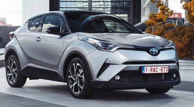 Toyota C-HR 正式从官网下架,未来或被 Corolla Cross 取代