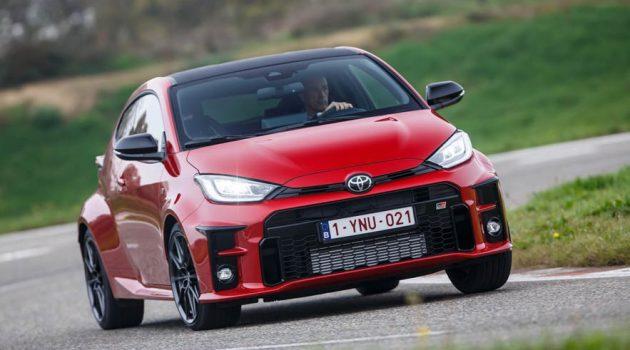 Toyota GR Yaris 泰国公开预定,限量70辆,当地预售价 RM363,616!