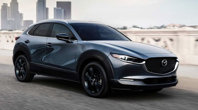2021 Mazda CX-30 Turbo 美国售价 RM 121,738 起跳!