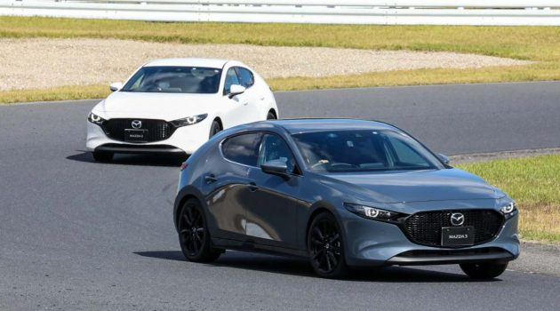 Mazda Skyactiv-X 升级版出炉,马力提升至190 PS!