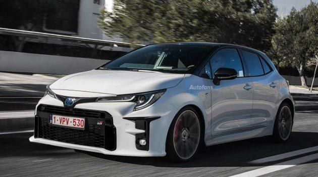 Toyota GR Corolla 明年登场?马力或达272 PS!