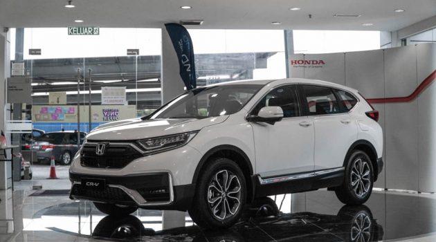 我国值得入手的新车:2020 Honda CR-V 1.5TC-P 2WD