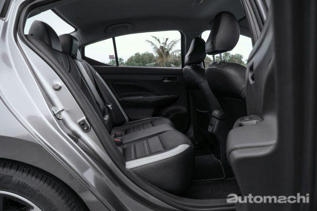 Nissan Almera Turbo ,我喜欢这辆车什么地方?