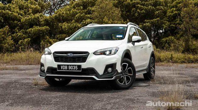 我国值得入手的新车:2020 Subaru XV GT Edition