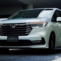 Honda Odyssey ,完全升级的MPV