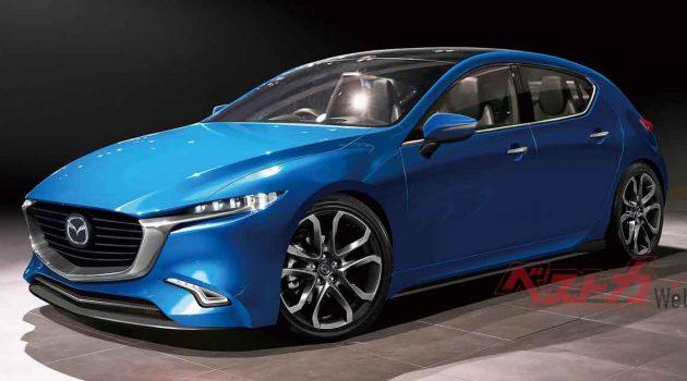 Mazda2 大改款或将在今年内登场?