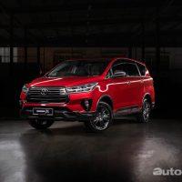2021 Toyota Innova 大马接单,售价由 RM111,622起跳!