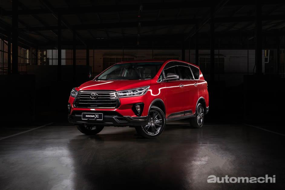2021 Toyota Innova