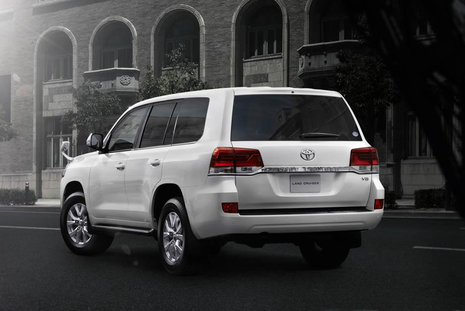 2021 Toyota Land Cruiser 300
