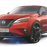2021 Nissan Qashqai 细节出炉,科技感十足!