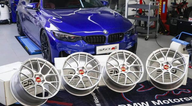 BBS Japan 发表全新 RE-V7 运动锻造轮圈,售价由 RM3,336 起跳!