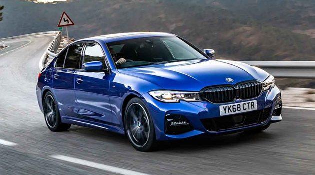 BMW Malaysia 5年 Free Service 必须加钱选购