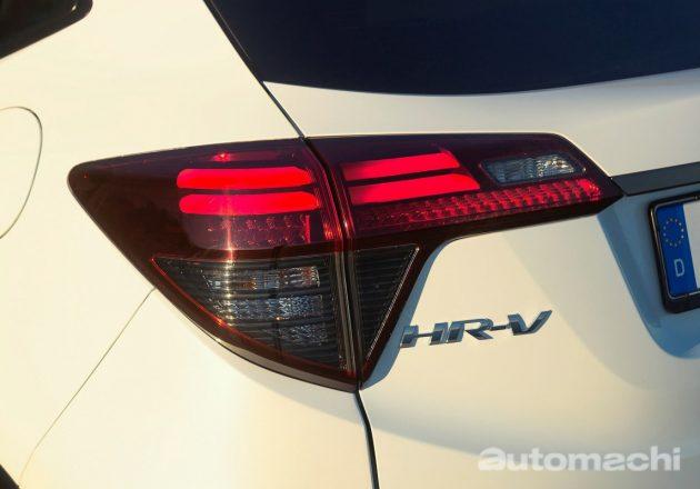 Honda HR-V 推出升级版,拥有 Apple Carplay !