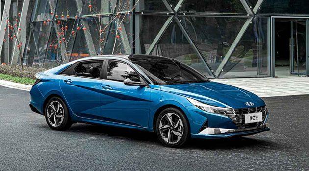 Hyundai Elantra 击败 Sentra 获得北美年度风云车大奖!