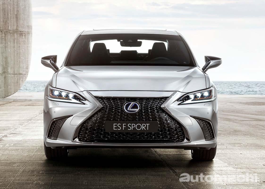 Lexus ES250 Limited Edition 登陆我国,售价RM 320,510.50