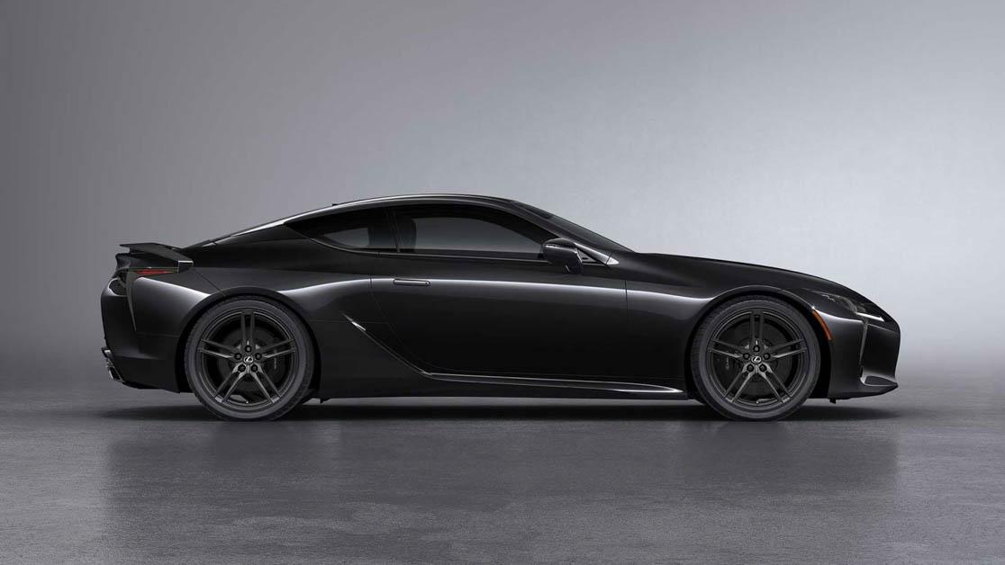 Lexus LC500 Dark Knight