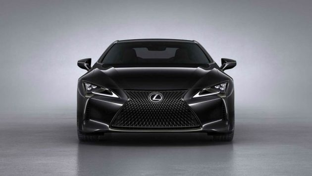 Lexus LC500 Dark Knight