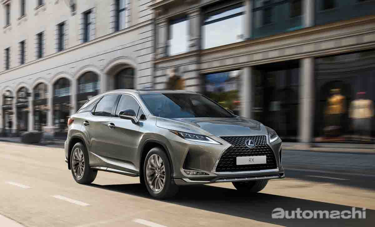 Lexus RX300 Limited Edition 登陆我国,售价RM 421,909.50