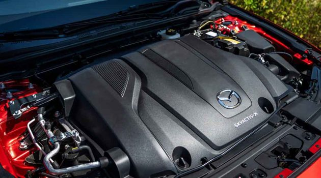 Mazda 全新引擎将在2022年开始生产