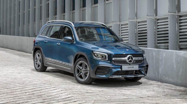 我国值得入手的新车:Mercedes-Benz GLB250 4Matic AMG Line