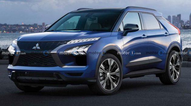 Mitsubishi E-Evolution 细节曝光,首款 EVO 性能 SUV 即将问世!