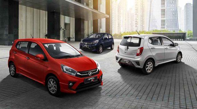 Perodua 2020年卖出220,154辆汽车,打破原先销售目标!