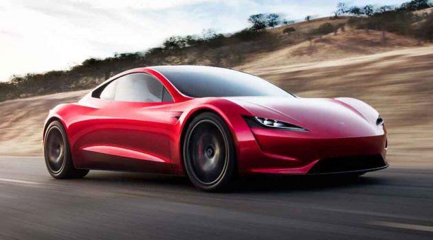 Tesla 历史,Elon Musk 其实不是创办人?