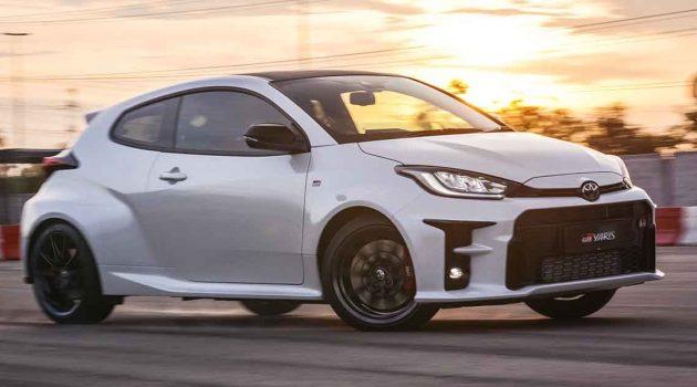 Toyota GR Yaris 为什么卖那么贵?(文章+影片)