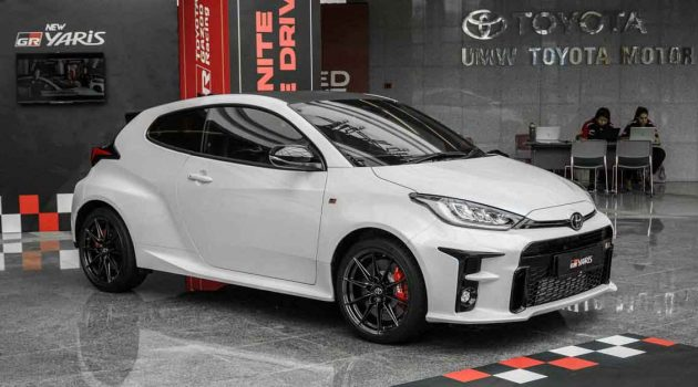 Toyota GR Yaris 大马版已经完售
