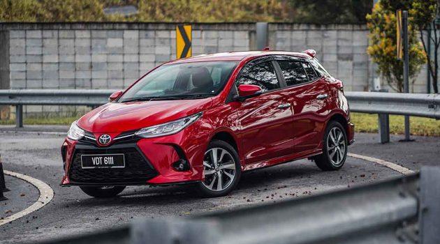 Toyota Yaris 1.5E ,超高性价比的城市小车