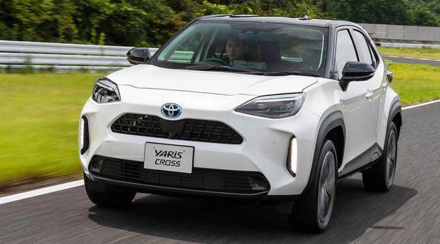 Toyota Yaris Cross 登陆新加坡,售价从RM 294,003起