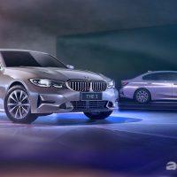 BMW 3 Series 长轴版印度发表,登陆我国在望?