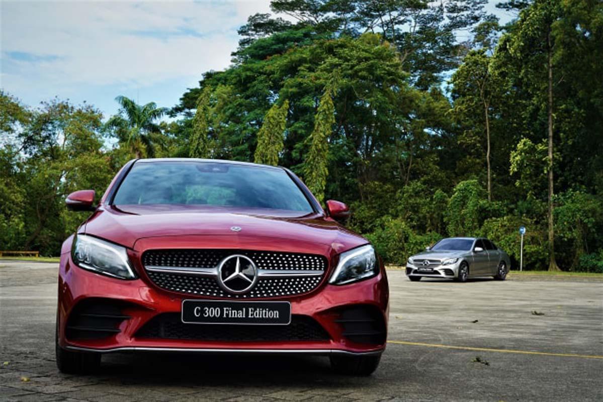 Mercedes-Benz C Class Final Edition 海外正式发布